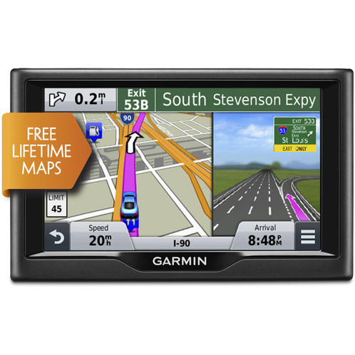 Garmin Nuvi 57LM - 5in GPS with Lifetime Maps on garmin gps maps, garmin alpha maps, garmin bluechart maps, garmin 450 maps, garmin topo maps, tomtom navigation maps, garmin marine maps, garmin etrex maps, garmin 320 maps, garmin edge maps, unlock garmin maps, garmin 62s maps, igo primo maps, best gps maps,