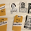 Thumbnail: Idaho State Prison Con Cards (3 packs of 4 each)
