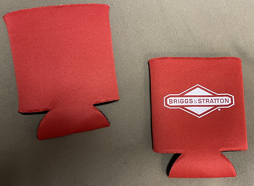 Briggs and Stratton Red Koozie - 2 pack