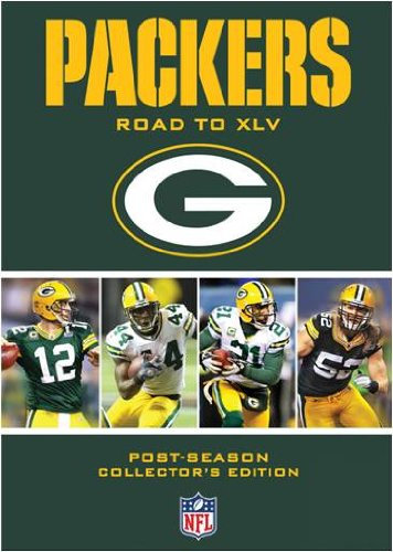 NFL Green Bay Packers - Road to Superbowl XLV DVD