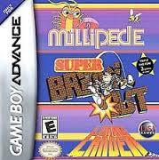 Millipede / Super Breakout / Lunar Lander (Nintend