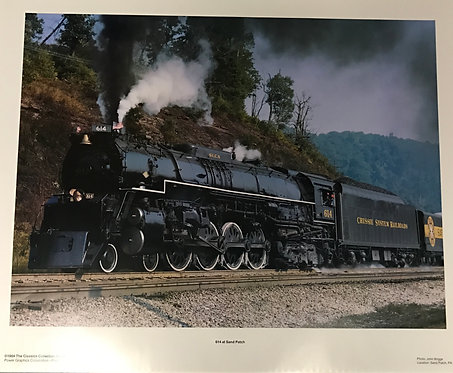Classics Collection #302: 614 at Sand Patch PA