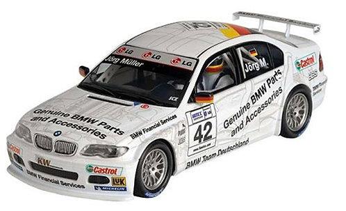 SCX 13140 BMW 320i WTCC #42 (1/32 NASCAR)