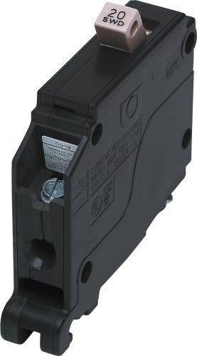 Cutler Hammer CH120 Circuit Breaker 1 Pole 20 amp
