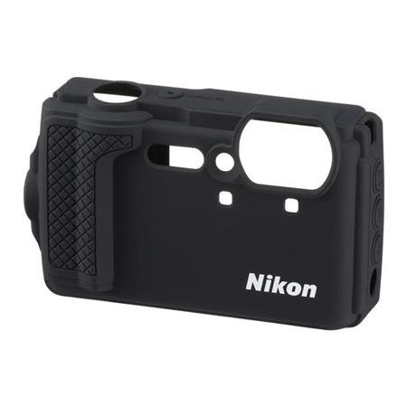 Nikon CF-CP3 Silicone Jacket (Black) for Coolpix W300