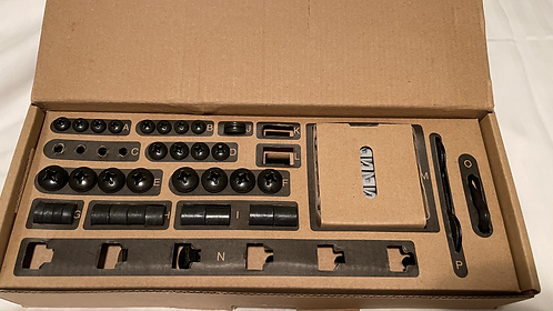 Kanto Bolt Pack for Mounting Virtually All TV's up to 80 inches