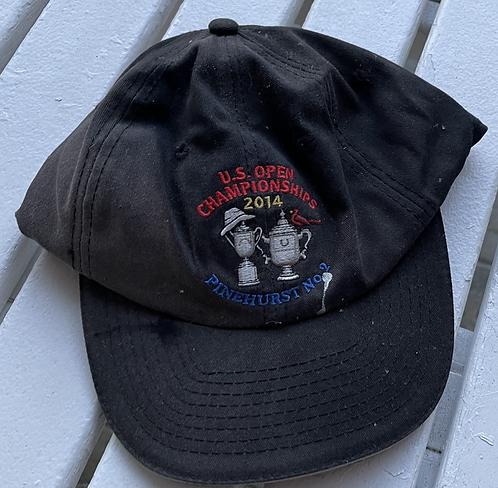 US Open Championship 2014 Baseball Styled Cap