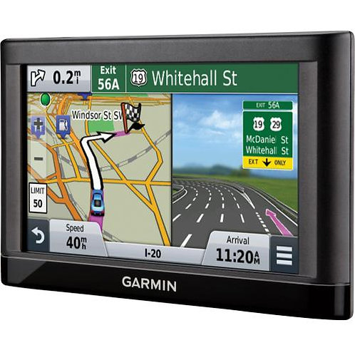 Garmin Nuvi55LM - 5in GPS with Lifetime Maps
