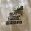 Thumbnail: Jeep CHRYSLER OEM Unit 0355719 License Plate Attaching Hardware Screws