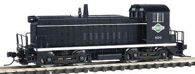 LifeLIike N Scale 7387 SW8 Diesel Loco IC #800