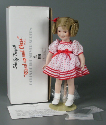 "Shirley Temple in ""Stand Up and Cheer"" Collection"