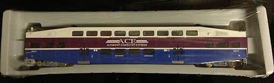 Athearn HO Altamont Commuter Express (ACE) #3311