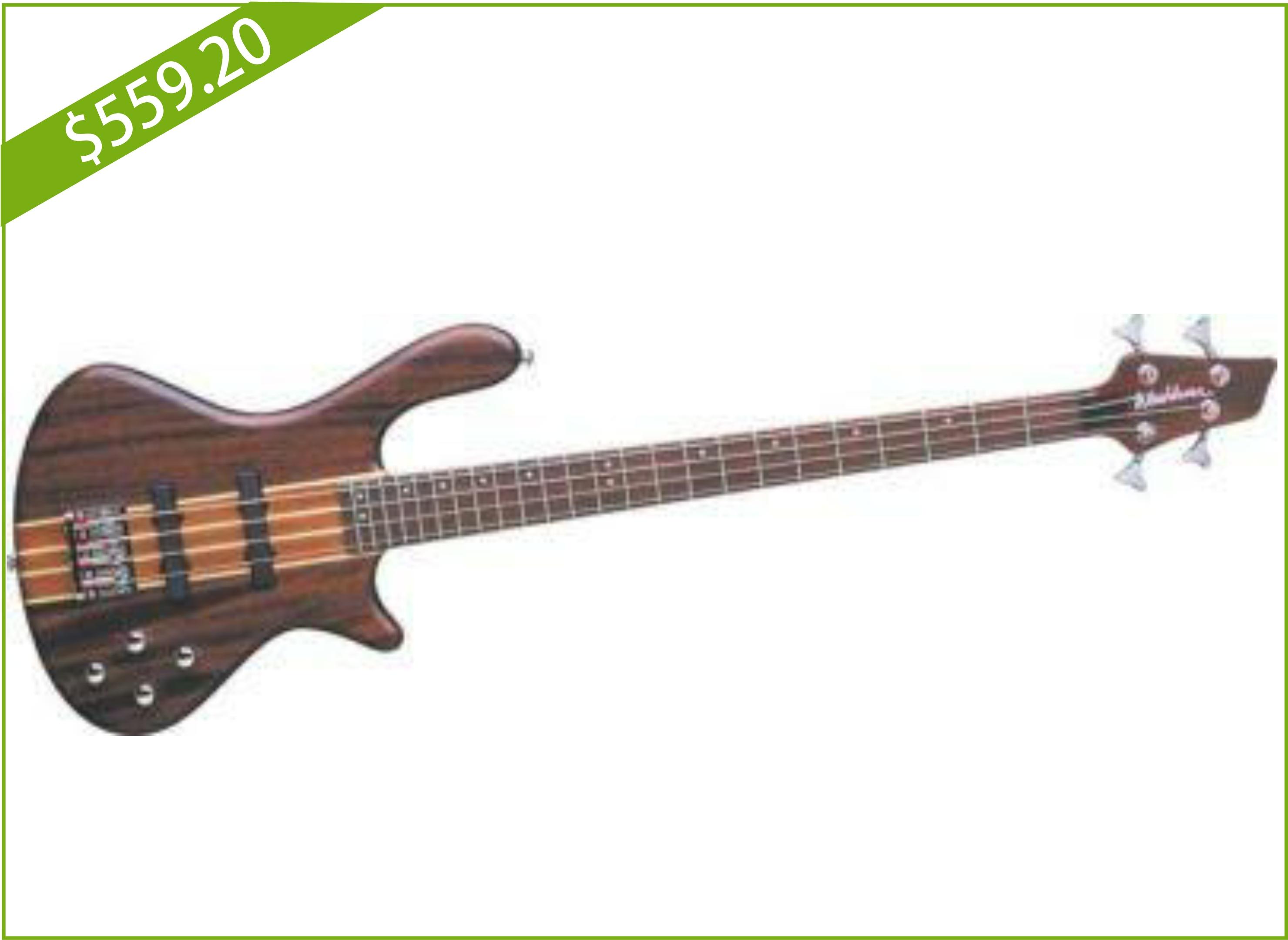 Washburn Taurus T24 Neck-Thru Elec B