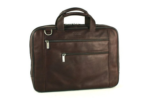 """Kenneth Cole Reaction """"Double Play"""" Laptop Bag"""