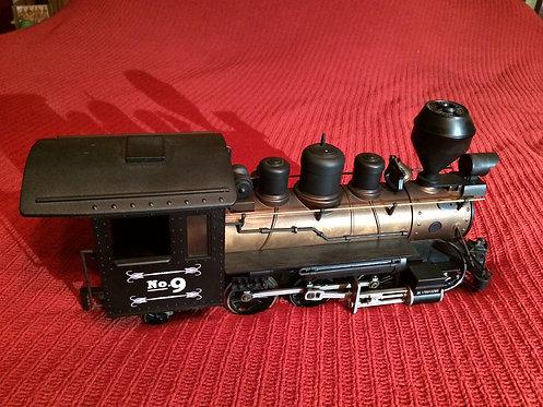 """Buddy """"L"""" Railroad No. 9 Locomotive BL178910295"""