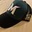 Thumbnail: Madison Mallards Green Black & White Logo'd Baseball Cap - Adults