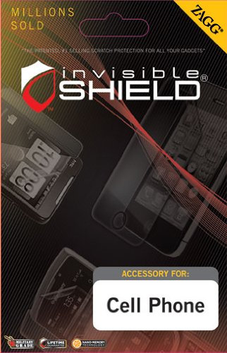 InvisibleShield Samsung Galaxy Prevail SPH-M820