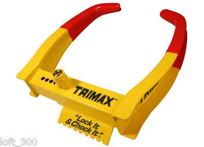 Trimax TCL75 Trailer ATV UTV Motorcycle Clamp Boot
