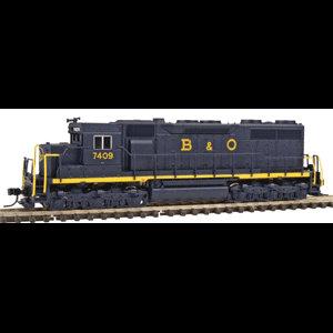 ATLAS N Scale 49498 SD-35 Diesel Locomotive B&O