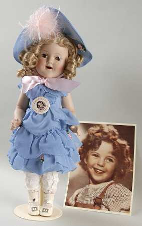 Shirley Temple Southern Belle Doll by Danbury Mint