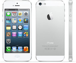 Apple iPhone 5 16gb White & Silver Unlocked A1428