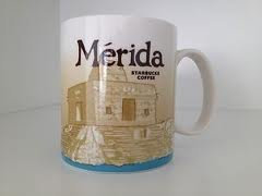 Starbucks Merida Global Icon Collection Mug Mexico