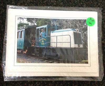 Milli D 'Engine #20 KPR' Kilohana Plantation 4x6