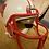 Thumbnail: Wisconsin Badgers Football Youth Boys Franklin Helmet