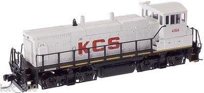 ATLAS N Scale 52254 MP-15DC Diesel Locomotive KCS