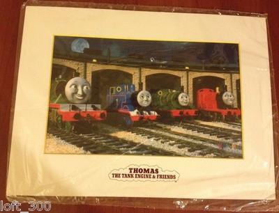 Thomas & Friends Original Chroma-Cel (4825/5000)