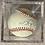 Thumbnail: Meg Ryan and Alex Baldwin Autographed Celebrity Rawlings Baseball in Display