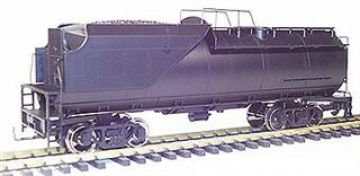 AristoCraft 21850 Long Vanderbilt Tender - Undec