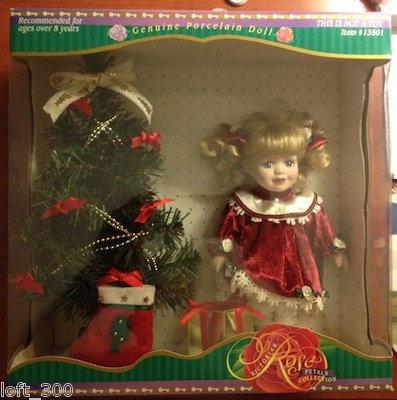 Brass Key 13501 - Melissa Jane Victorian Rose Doll