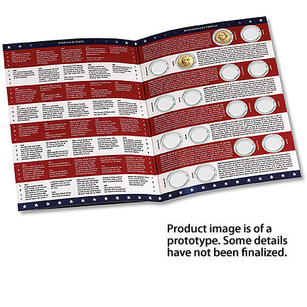 United States Presidents Coin Collection  Volume 1
