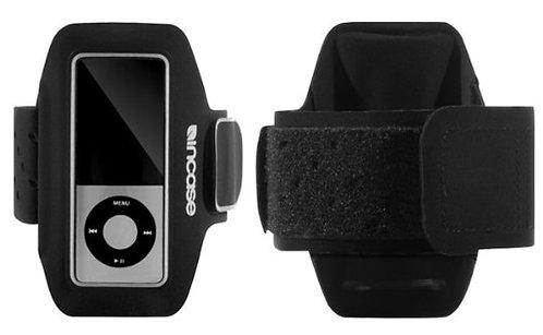 Incase CL56232 Sports Armband Nano 5 Black