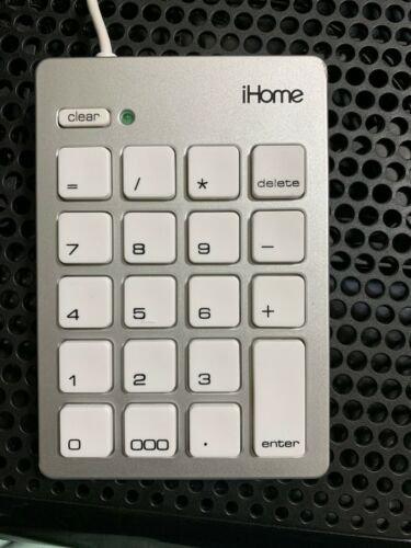 iHome IMAC-A210S Numeric Keypad For Mac