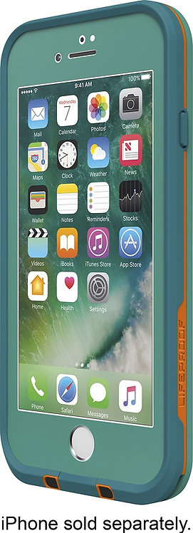LifeProof FRE Protective Case for Iphone 7 Teal
