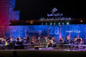 """Deutsch Ägyptisches Ensemble """"Cairosteps"""" eröffnet musikalisch das 28. """"Citadel Music Festival"""""""