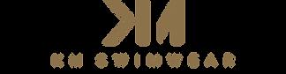 KM Swimwear logo GOLD.png