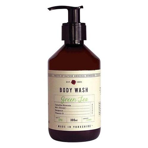 Fikkerts fruit of nature body wash (3 scents)