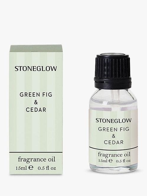 Stoneglow Modern Classics Green Fig & Cedar Diffuser Oil