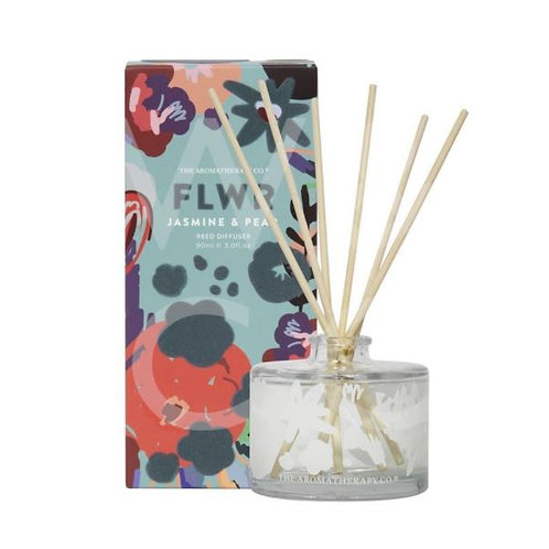 The aromatherapy co. FLWR jasmine and pear diffuser 90ml