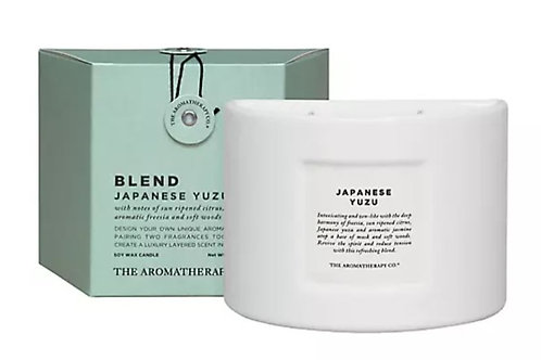 The Aromatherapy Co. Blend Candle - Japanese Yuzu