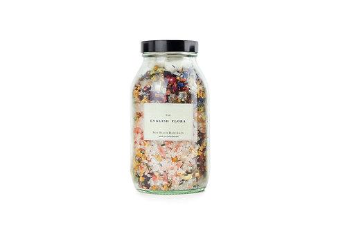 The English Flora Skin Heath Bath Salts