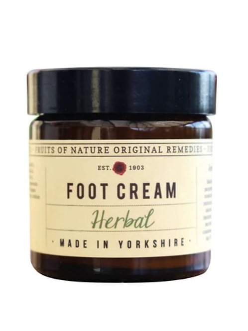 Fikkerts fruit of nature herbal footcream