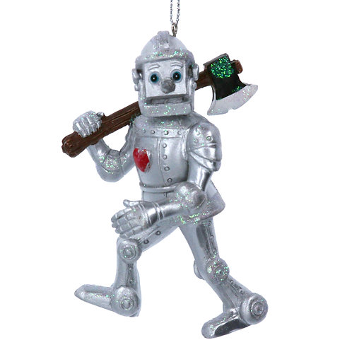 Gisela Graham Wizard of Oz Tin Man Christmas Decoration