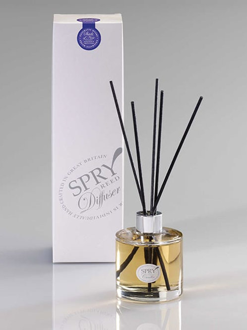 Spry 'Shades of noir' reed diffuser (50ml)