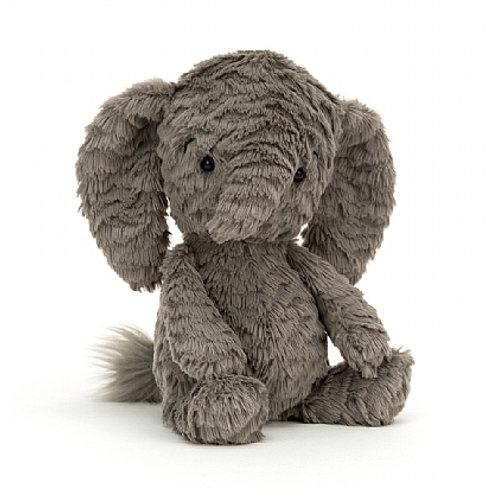 Jellycat squishu elephant cuddly toy