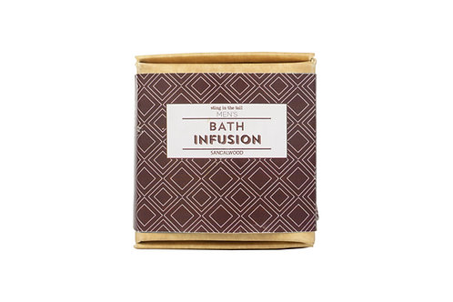 Sting in the tail Sandalwood bath infusion