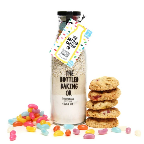 The bottled baking co. Scrumptious Jelly Bean Cookies